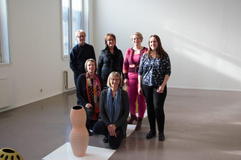 Ansatte og styre i Kunstbanken