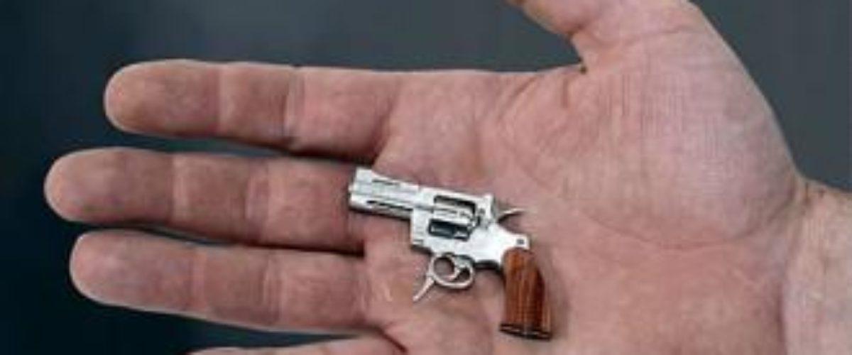 KIM ATLE HANSEN – Revolver