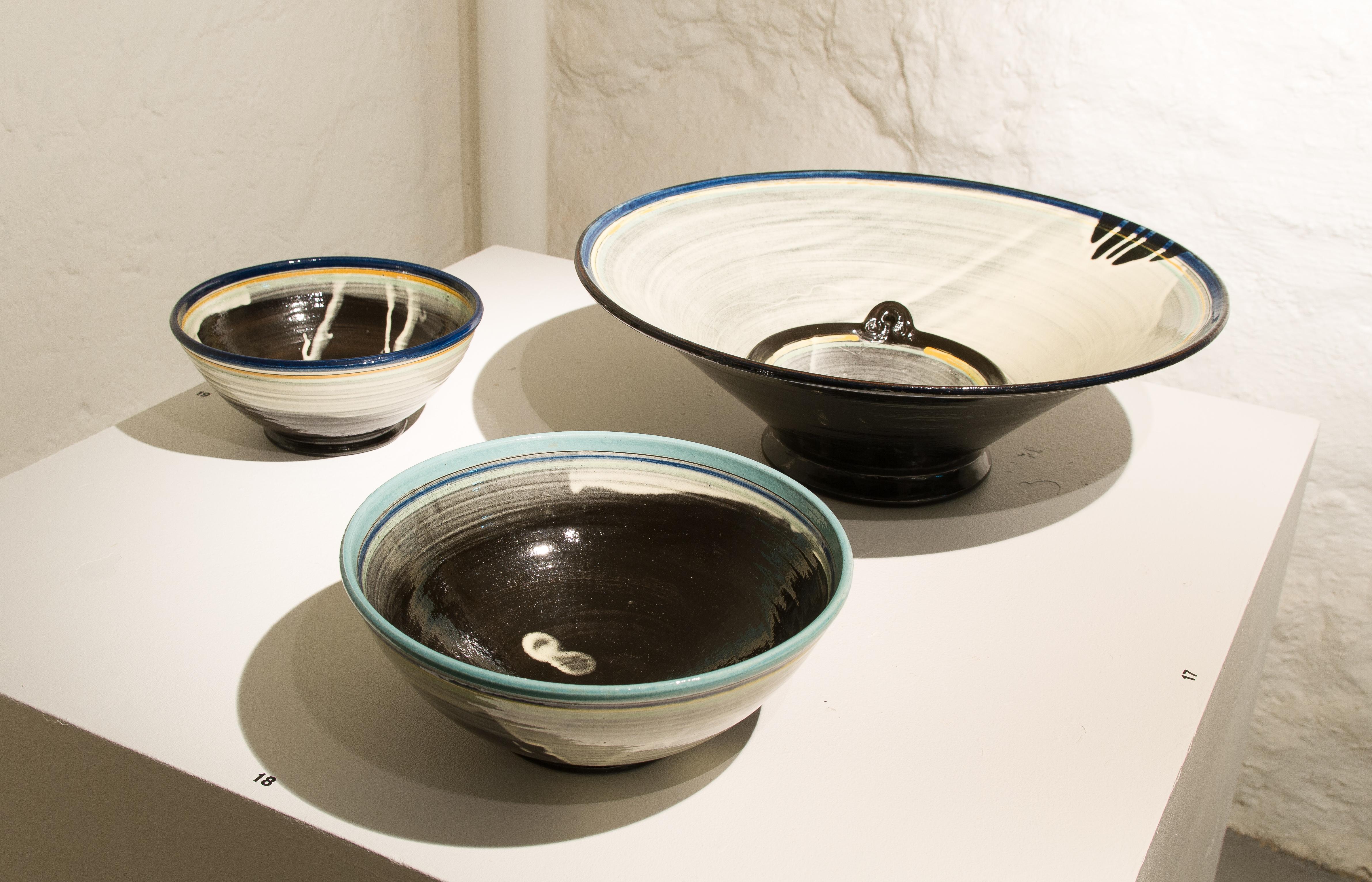 Dreieskive keramikk