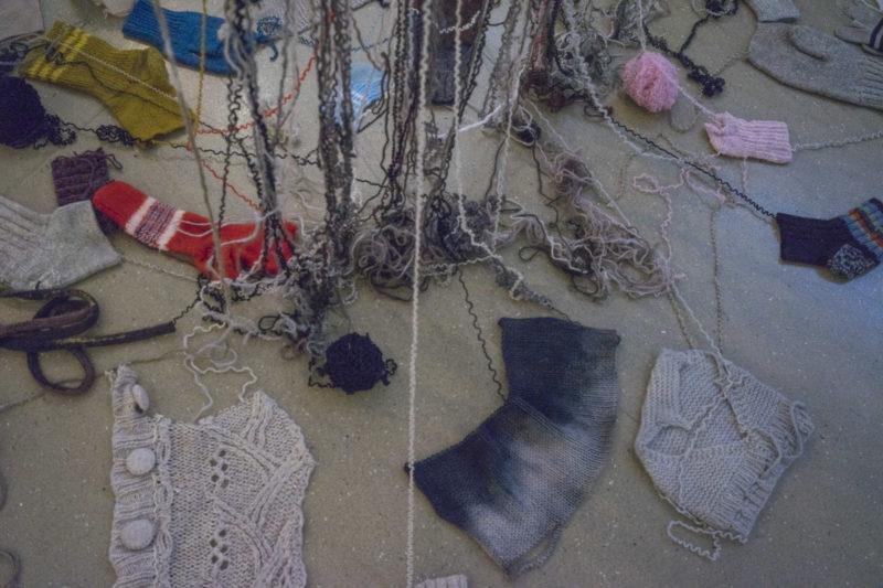 Lørdag 9. juni kl. 10-16: Verdens strikkedag