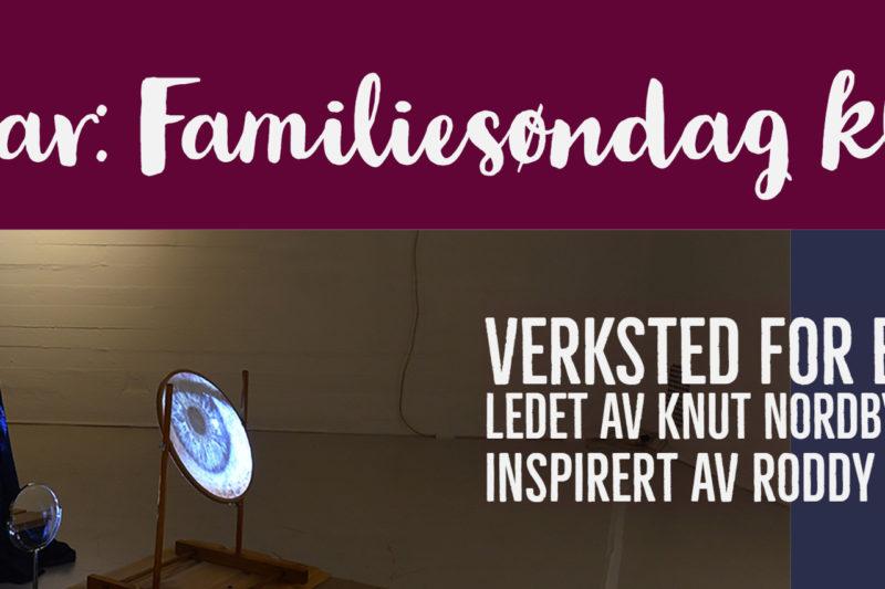 Familiesøndag 24. februar