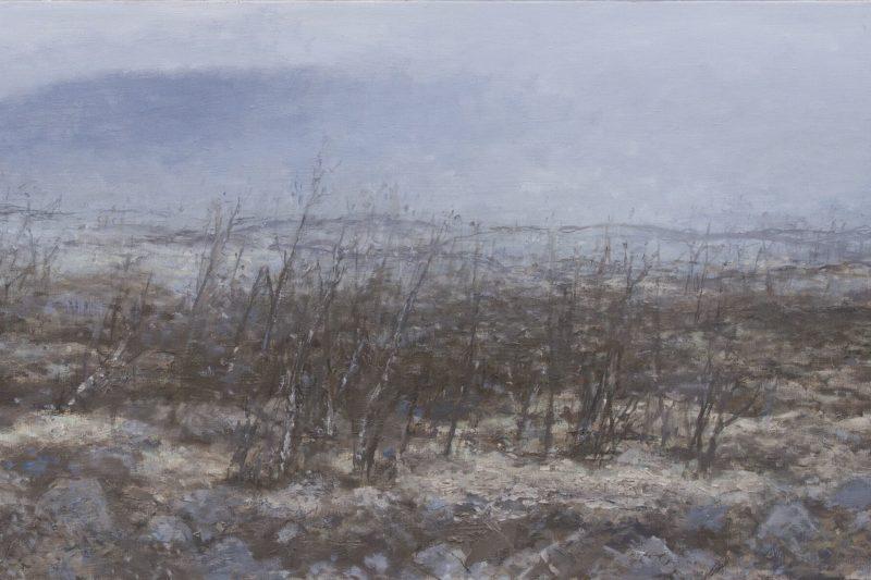 Lørdag 30. mars kl. 13: Kåre Nordvik forteller om sine malerier