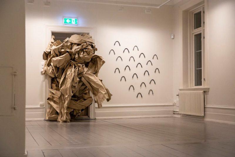 I Kunstbanken 12. juni kl. 16 og 19: KLADEISEN
