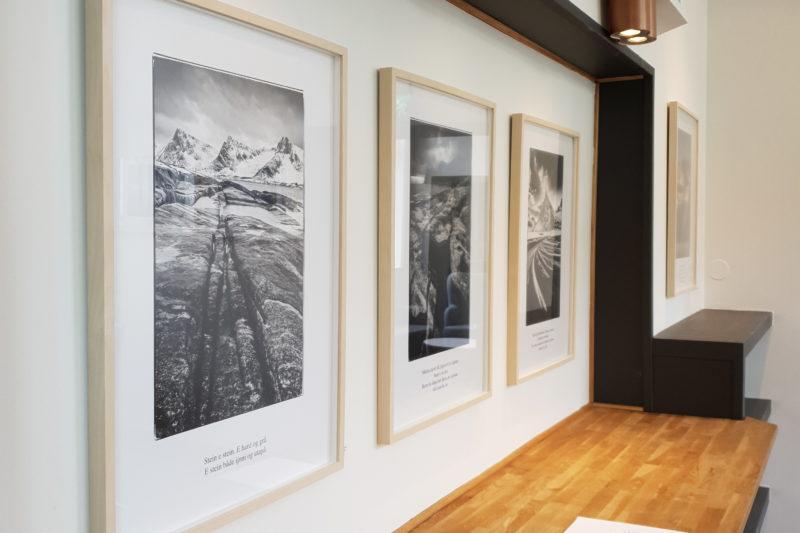 Omvisning ved fotograf Arnfinn Johnsen