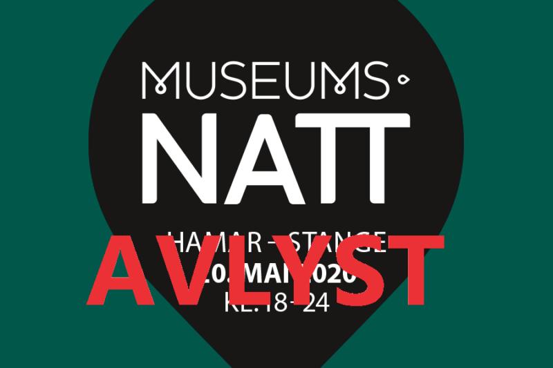 Museumsnatt 20. mai 2020