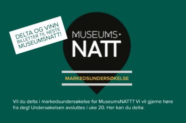 Markedsundersøkelse – MuseumsNATT