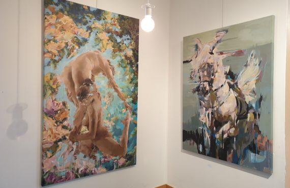 Kunstnerpresentasjon: ANNA LOUISE ANDERSEN