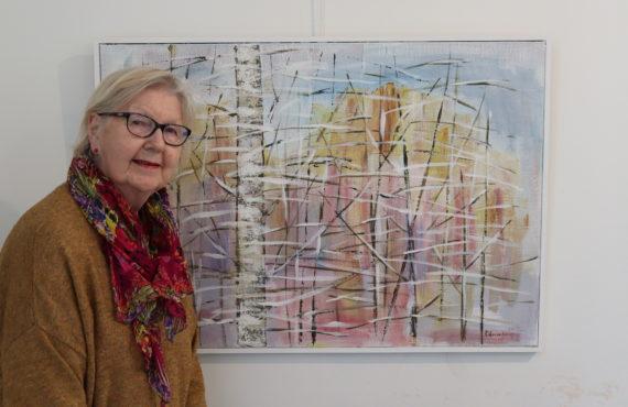 Kunstnerpresentasjon: RAGNHILD ARNEBERG